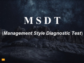MSDT (Management Style Diagnostic Test)